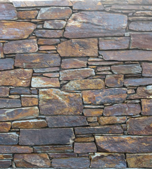 Hyde Brown Schist Stones Used By Celtic Stonework