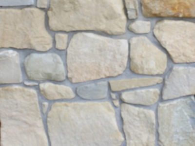 Mortared Lime Stone