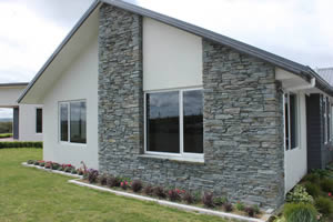PioPio stone work job using Gibston Grey Schist